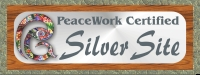 PeaceWork Group Silver Award