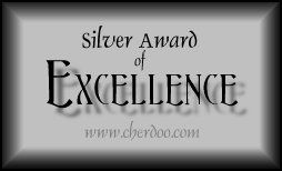 Silver Award of Excellence